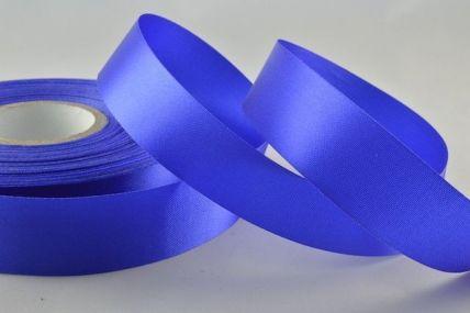 11mm, 12mm, 15mm, 16mm, 30mm & 50mm Dark Royal Acetate Satin Ribbon x 50 Metre Rolls!