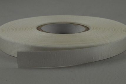 11mm White Acetate Ribbon x 50 Metre Rolls!!
