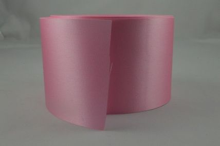 73mm & 100mm Dark Rose Acetate Satin Ribbon x 50 Metre Rolls!!