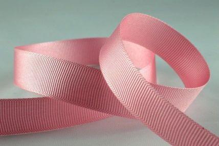 16mm Baby Pink Grosgrain Ribbon x 4 Metre Ribbon Rolls!!