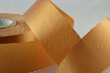 11mm, 15mm, 24mm & 38mm Gold Acetate Ribbon x 50 Metre Rolls!!