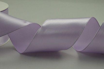 38mm Lilac Wired Single Satin Ribbon x 4 Metre Rolls!