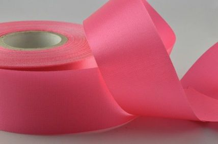 11mm, 15mm & 50mm Hot Pink Acetate Ribbon x 50 Metre Rolls!!