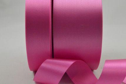 24mm Pink Acetate Satin Ribbon x 50 Metre Rolls!