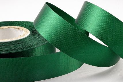 24mm Emerald Green Acetate Ribbon x 50 Metre Rolls!!