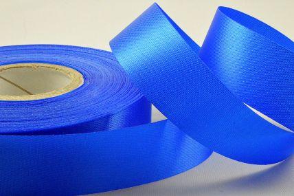 24mm Blue Acetate Ribbon x 50 Metre Rolls!!