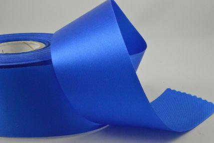 38mm Royal Blue Acetate Ribbon x 50 Metre Rolls!!