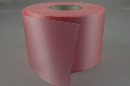 11mm, 15mm, 19mm, 24mm, 50mm, 73mm & 100mm Sugar Pink Acetate Satin Ribbon x 50 Metre Rolls!!