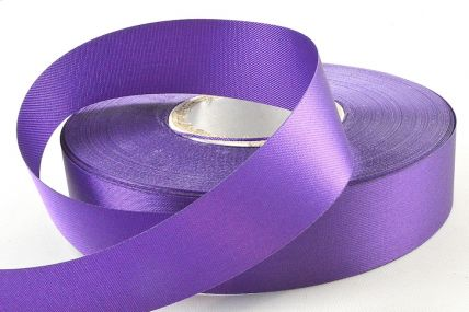 24mm Purple Acetate Ribbon x 50 Metre Rolls!!
