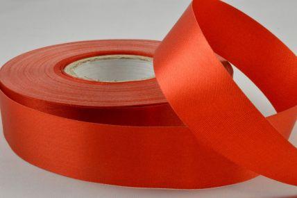 24mm Rustic Brown Acetate Satin Ribbon x 50 Metre Rolls!