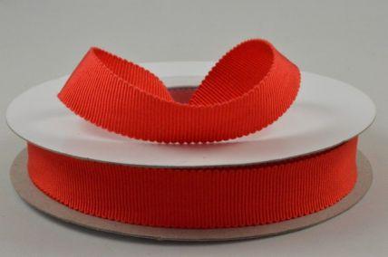 16mm Red Petersham Ribbon x 20 Metre Rolls!
