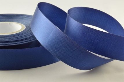 24mm Navy Blue Acetate Ribbon x 100 Metre Rolls!!
