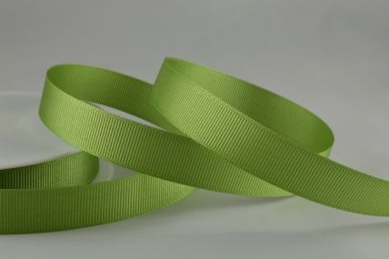 10mm, 16mm & 22mm Apple Grosgrain Ribbon x 20 Metre Rolls!