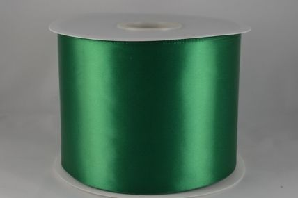 100mm Emerald Green Single Sided Sash ribbon x 50 Metres!