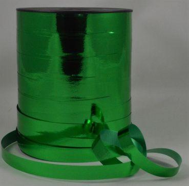 10mm Emerald Green Metallic Polypropylene Curling Ribbon x 250 Metre Rolls!!