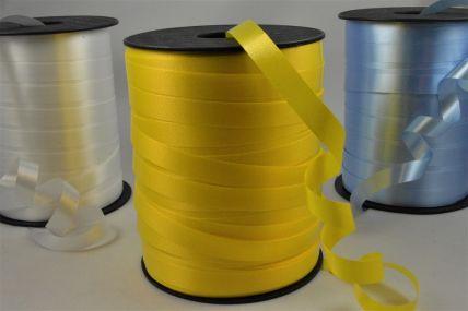 10mm Coloured Polypropylene Curling Ribbon x 250 Metre Rolls!!