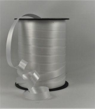 10mm White Polypropylene Curling Ribbon x 250 Metre Rolls!!