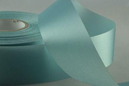 11mm, 15mm, 24mm & 50mm Sea Mist Acetate Ribbon x 50 Metre Rolls!!