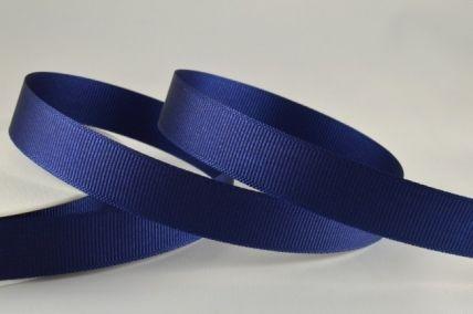 10mm, 16mm & 22mm Navy Blue Grosgrain Ribbon x 20 Metre Rolls!