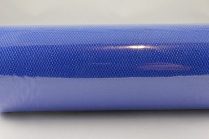 150mm Blue Nylon Tulle Fabric x 10 Metre Rolls!!