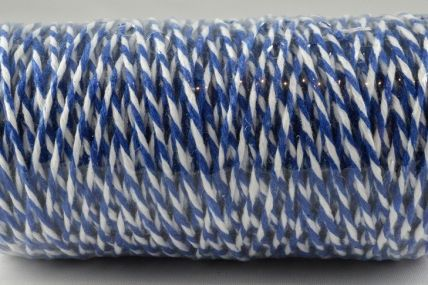 1mm Blue Bakers Twine x 100 Metre Rolls!!