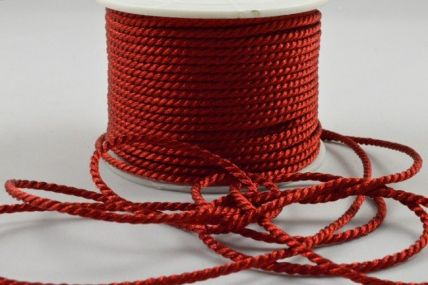 2mm Red Wrapping Craft Cord x 20 Metre Rolls!!