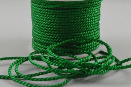 2mm Green Wrapping Craft Cord x 20 Metre Rolls!!
