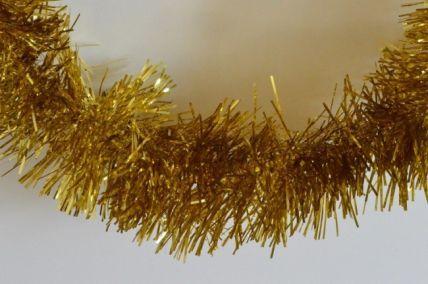 88135 - Plain Gold Tinsel x 2 Metre Lengths!