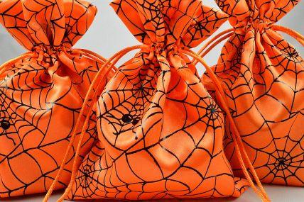 88175 - 13cm x 18cm Halloween Printed Gift Bags (3 Bags)