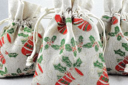 christmas mini gift bags