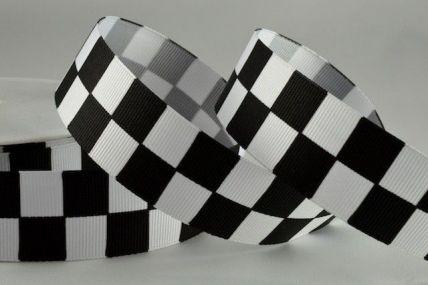 25mm & 38mm Black Boxed Printed Ribbon x 20 Metre Rolls!