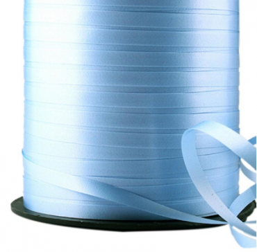 5mm Baby Blue Polypropylene Curling Ribbon x 500 Metre Rolls!!