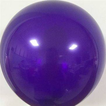 "12"" Purple Latex Balloons (Pack of 6)"