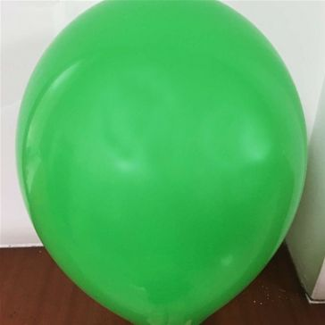 """12"""" Green Latex Balloons (Pack of 6)"""