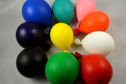 """12"""" Latex Balloons (Pack of 6)"""
