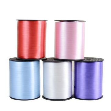 5mm Coloured Polypropylene Curling Ribbon x 500 Metre Rolls!!