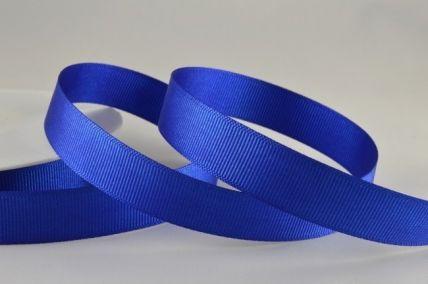6mm, 10mm, 16mm, 22mm & 38mm Royal Blue Grosgrain Ribbon x 20 Metre Rolls!
