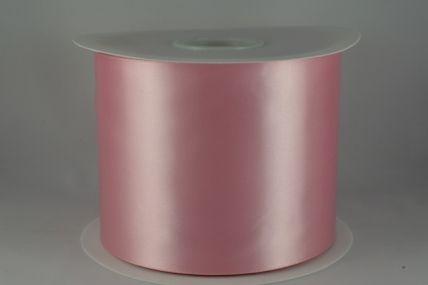 100mm Baby Pink Single Sided Satin Sash ribbon x 50 metres!!