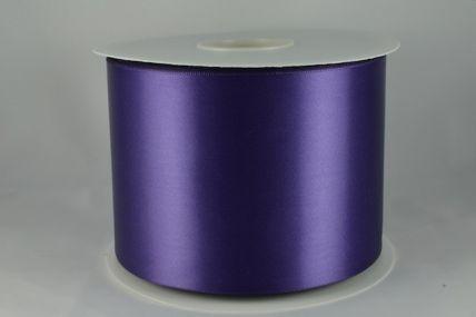 100mm Purple Single Sided Sash ribbon x 50 Metres!
