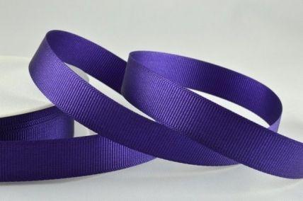 16mm Purple Grosgrain Ribbon x 20 Metre Rolls!