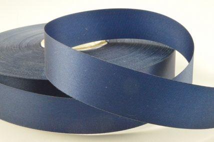 24mm Navy Blue Acetate Ribbon x 100 Metre Rolls!