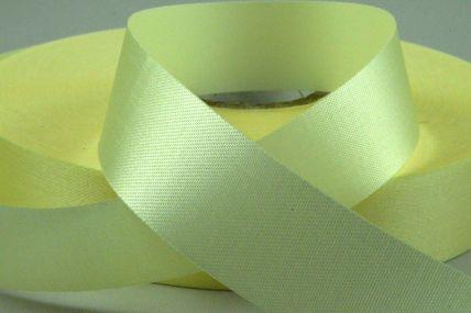 24mm Cream Acetate Ribbon x 100 Metre Rolls!